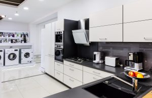 Moderne køkken
